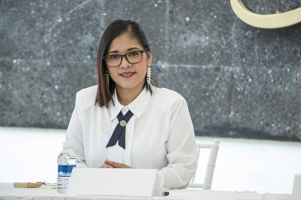 Woman Finance Advisor